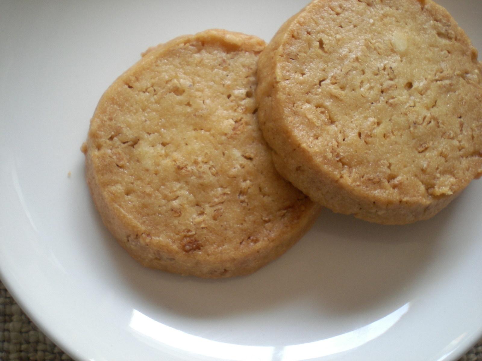 玄米フレーククッキー